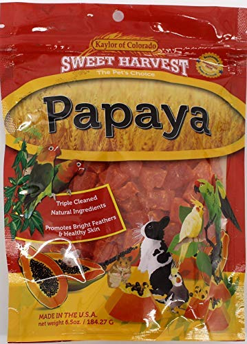 Sweet Harvest Papaya Treat
