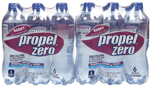 Propel Fit Water - Berry - 16.9 oz - 6 ct - 2 ()