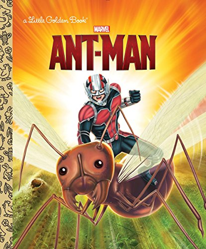 Price comparison product image Ant-Man (Marvel: Ant-Man) (Little Golden Book)