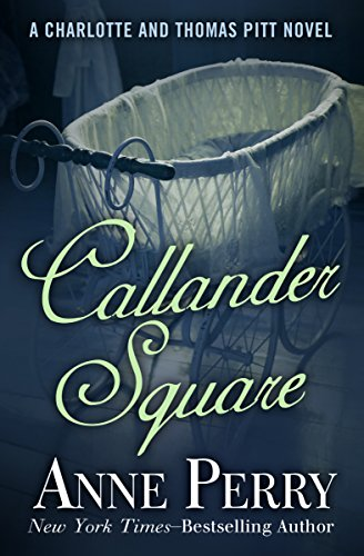 Callander Square (Charlotte and Thomas Pitt Series Book 2) cover