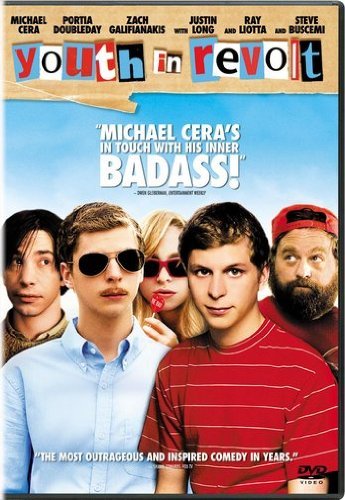DVD : Youth In Revolt (Widescreen, Dolby, AC-3)