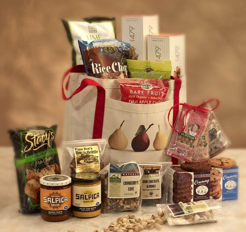 Crowd Pleaser All Natural Food Gift Collection