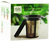 Rishi Tea Loose Tea Infuser Basket, 1-count (Pack of 3)