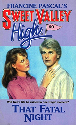 Amazon That Fatal Night Sweet Valley High Book 60 Ebook