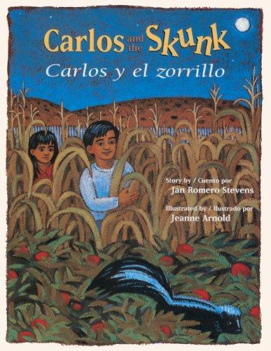 Carlos And The Skunk/Carlos Y El Skunk (Turtleback School & Library Binding Edition)