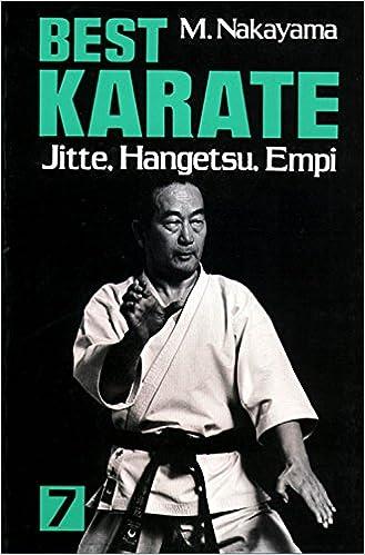Buy Best Karate, Vol 7: Jutte, Hangetsu, Empi (Best Karate