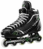 Tour Hockey 74GL-10 FB-LG72 Goalie Inline Hockey Skate
