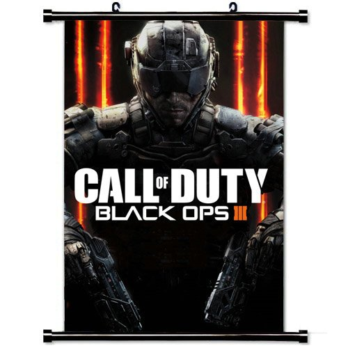 Gaming Poster with Call Of Duty Black Ops Black Ops Iii Wall