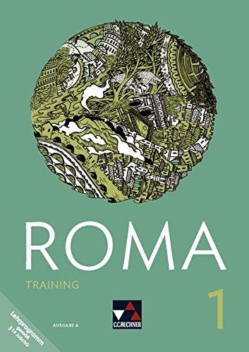Roma A / Roma A Training 1 (Latein) Broschüre – 22. September 2016 Clement Utz Andrea Kammerer Buchner C.C.