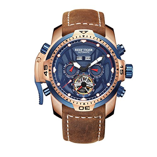 Reef Tiger Military Watches for Men