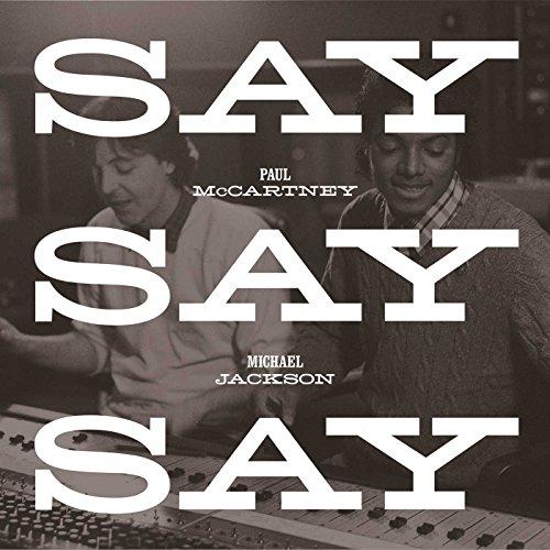 Mccartney Michael Jackson - Say Say Say
