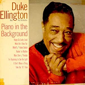Duke Ellington Piano In The Background Original 6 Eye
