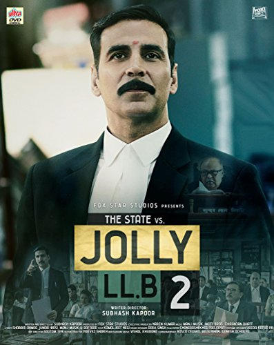 JOLLY LLB 2 NEW RELEASE MOVIE (New Comedy Dvd Releases)