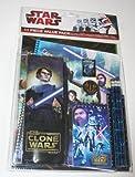 Star Wars 11 Piece Value Pack School Supply / Stationary Set
