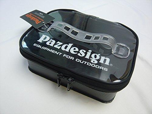 パズデザイン システムケース カーボンブラック/ホワイト Mサイズ PAC-212の商品画像