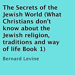 The Secrets of the Jewish World Audiobook