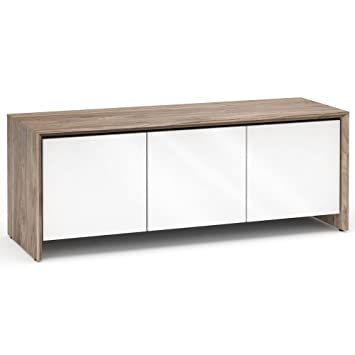 Amazon.com: Salamander Designs Barcelona 237 AV Cabinet (Natural ...