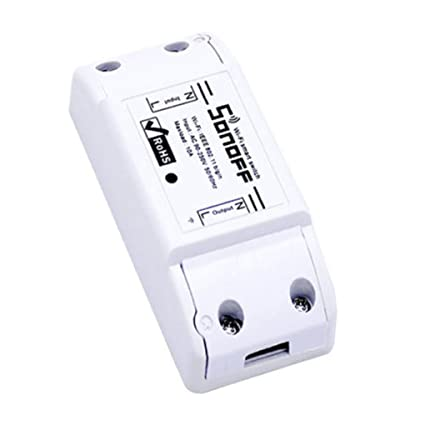 Sonoff Wireless WiFi Smart Switch app Remote Control Domotica