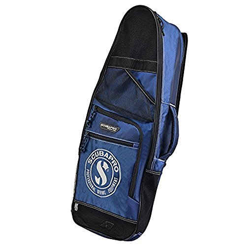 ScubaPro Mask Fin Snorkel Beach Bag (Blue) -