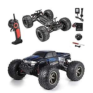 hosim all terrain rc car s911 33 mph 1 12 scale radio controlled electric car. Black Bedroom Furniture Sets. Home Design Ideas