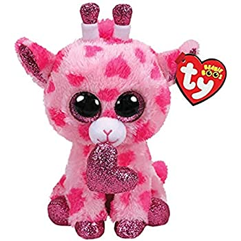Ty Claire s Beanies Girl s Beanie Boo Small Sweetums The Giraffe Plush Toy f473dd51693c