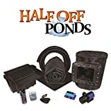 HALF OFF PONDS - Simply Ponds 3000 Water Garden and Pond Kit with 10 Foot x 20 Foot EPDM Liner - SAN30