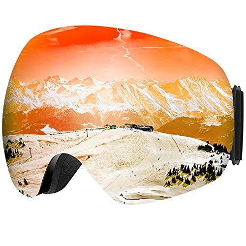 Mpow G-2 Ski Goggles, Windproof ...