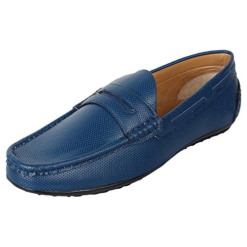 Punched Semi Formal Shoes for Men