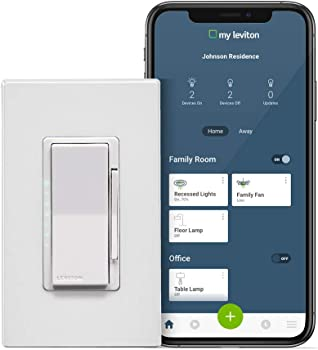 Leviton Decora Smart Dimmer Switch