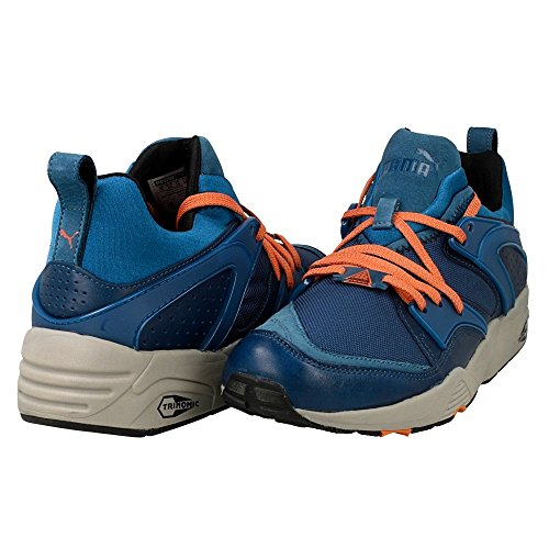0 Leather 35881802 Azzuro Glory Taglia Colore Blaze Of Puma 42 TzRH44