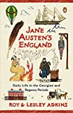 img - for Jane Austen's England: Daily Life in the Georgian and Regency Periods book / textbook / text book