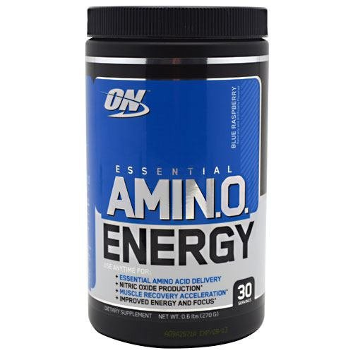 Optimum Nutrition Amino Energy Raspberry