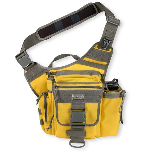 Maxpedition Jumbo S-Type Versipack (Safety Yellow) by Maxpedition (Image #1)