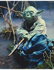 Frank Oz (Star Wars) signed 8x10 photo