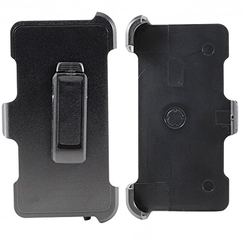 New Black Rotating Swivel Belt Clip Holster Replacement for Apple iPhone 6 Plus 6S Plus Otterbox Defender Case