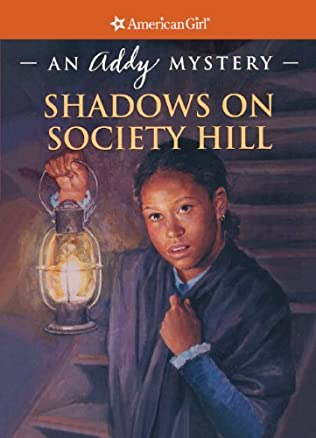 book cover of Shadows On Society Hill