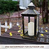 Bright Zeal 14 Inch Outdoor Lanterns With LED