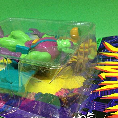 Qiyun Spider Man Green Goblin Glider Attack Marvel Universe Missile Toy Biz 1994 96 035112471257