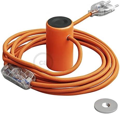 Magnetico/®-Plug Douille magn/étique pr/ête /à lemploi Orange