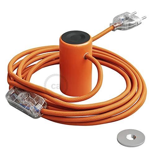 Magnetico®-Plug Orange, magnetischer Lampenfassung, sofort einsatzbereit