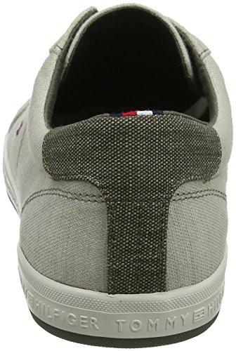 Essential Denim Cobblestone Hilfiger Scarpe Beige Sneaker Basse Pique Uomo 068 Tommy Ginnastica da qOw5PtOg