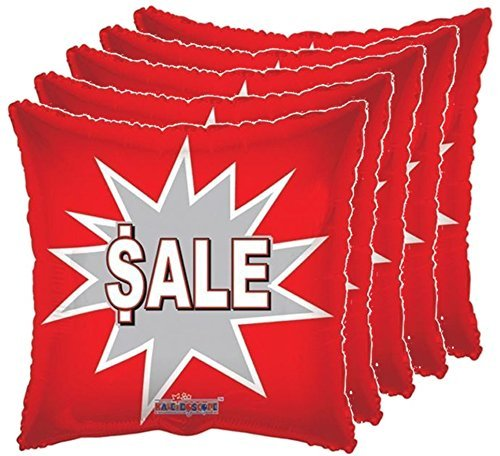 Sale Sign Balloons 18