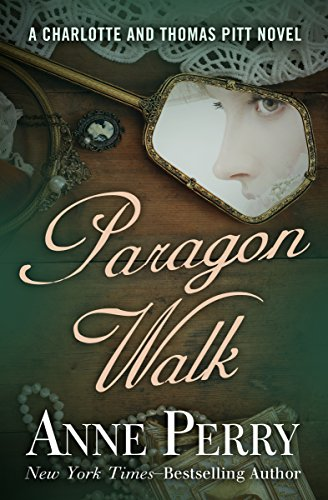 Paragon Walk by Anne Perry ebook deal