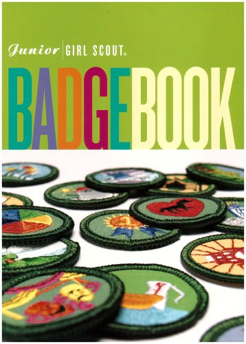 Junior Girl Scout Badgebook by Brand: Girl Scouts of the USA