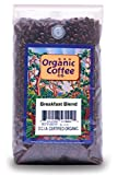 The Organic Coffee Co., Breakfast Blend- Whole Bean, 2-Pound (32 oz.), USDA Organic