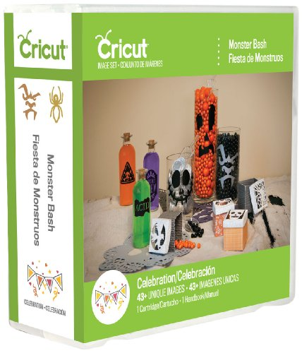 Cricut Monster Bash