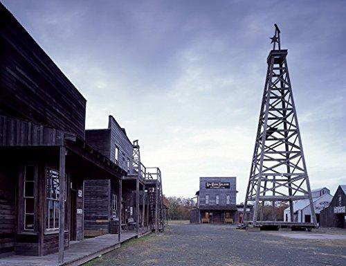 Beaumont, TX - Photo - 20x16 - Exhibit that tells the story