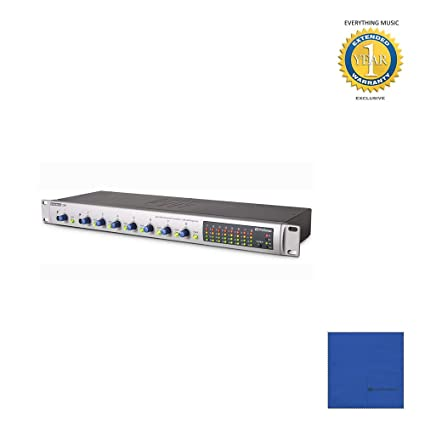 Amazon com: PreSonus DigiMax D8 8-Channel Preamp with 48 kHz ADAT