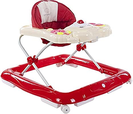 Sun Baby Bear - Andador para bebé con carritos de bebé, color rojo ...
