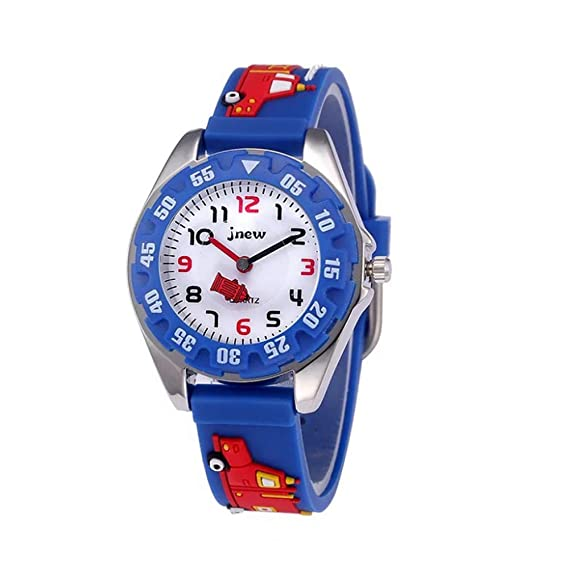Top Christmas Gifts 2019 For Girls.Cymy 3d Lovely Cartoon Waterproof Silicone Kids Watch For Kids 2019 The Latest Design Best Gifts